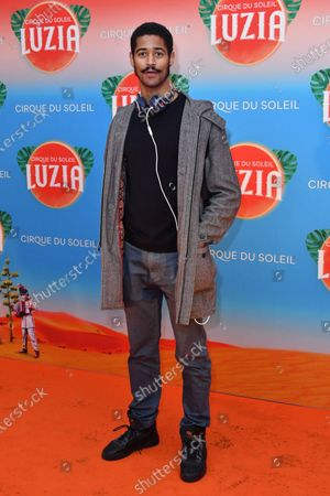 Editorial photo of Cirque du Soleil 'Luzia' press night, London, UK - 15 Jan 2020