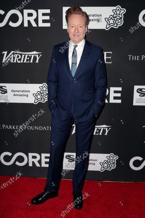 Stock Image of Conan O'Brien