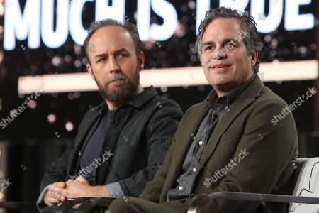 Executive Producer Writer/Director Derek Cianfrance and Mark Ruffalo
