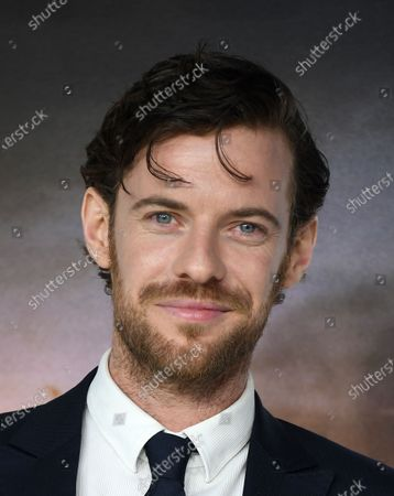 Harry Treadaway pose during the 'Star Trek: Picard' premiere at Leicester Square in London, Britain, 15 January 2020.