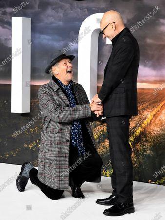 Editorial picture of Star Trek Picard premiere in London, United Kingdom - 15 Jan 2020