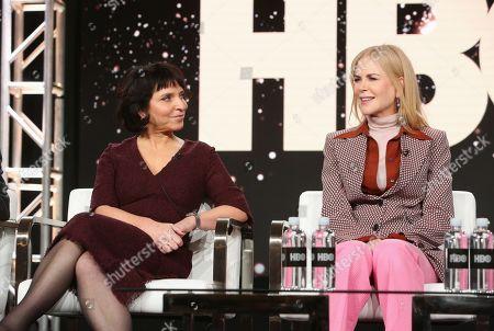 Susanne Bier and Nicole Kidman