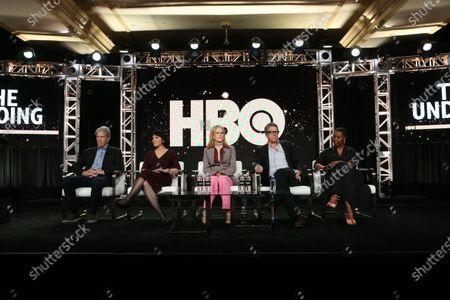 Editorial image of 'The Undoing' TV show, Warner Bros, TCA Winter Press Tour, Panels, Los Angeles, USA - 15 Jan 2020
