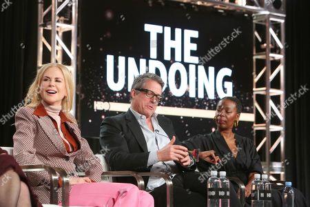 Nicole Kidman, Hugh Grant and Noma Dumezweni