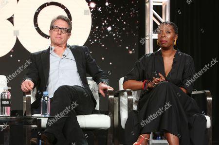 Editorial photo of 'The Undoing' TV show, Warner Bros, TCA Winter Press Tour, Panels, Los Angeles, USA - 15 Jan 2020