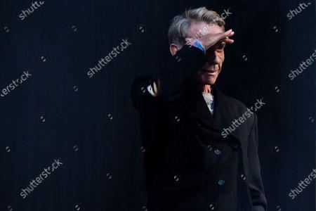 Editorial picture of Wolfgang Joop - Runway - Mercedes-Benz Fashion Week Berlin FW 2020, Germany - 15 Jan 2020