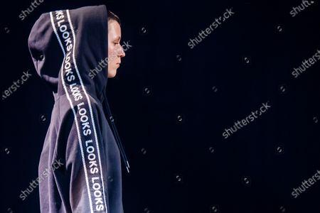 Editorial image of Wolfgang Joop - Runway - Mercedes-Benz Fashion Week Berlin FW 2020, Germany - 15 Jan 2020
