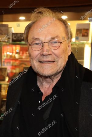 Klaus Maria Brandauer at the Metro Kinokulturhaus