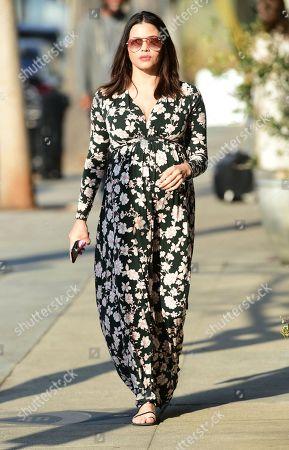 Stock Picture of Jenna Dewan