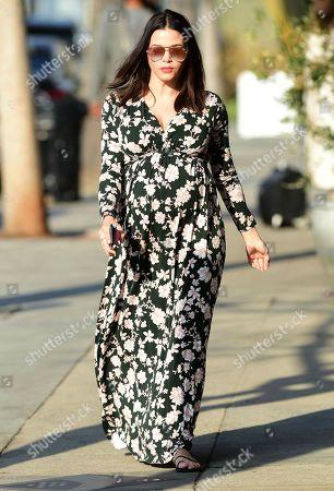 Stock Photo of Jenna Dewan