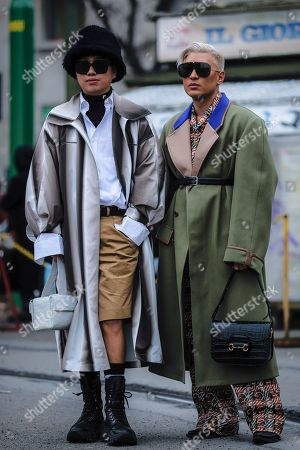 Declan Chan and Bryanboy