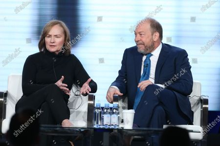 Nancy Duffy and Bill Camp