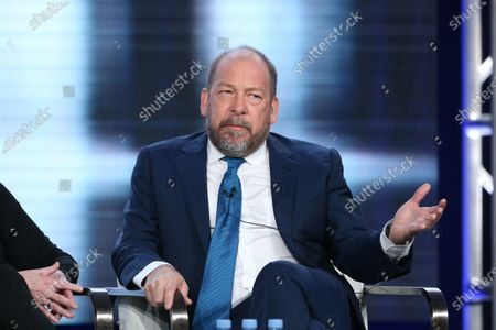 Stock Picture of Bill Camp