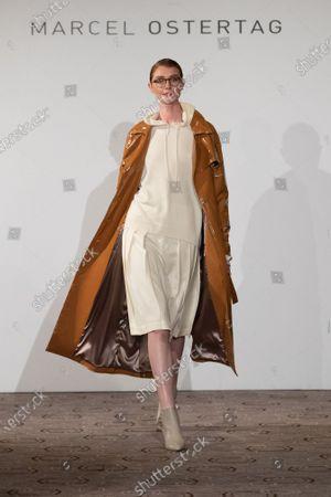 Editorial image of Marcel Ostertag - Runway - Berlin Fashion Week FW 2020, Germany - 15 Jan 2020