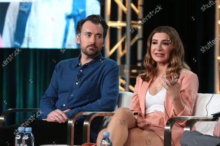 Editorial picture of 'Chad' TV show, Warner Bros TCA Winter Press Tour, Panels, Los Angeles, USA - 15 Jan 2020