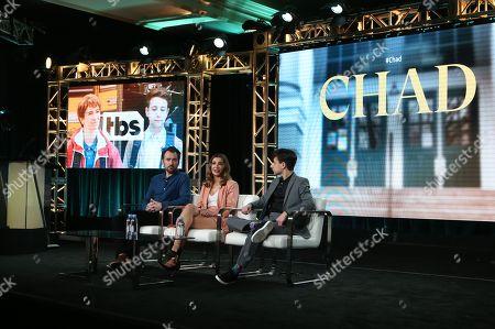 Editorial image of 'Chad' TV show, Warner Bros TCA Winter Press Tour, Panels, Los Angeles, USA - 15 Jan 2020
