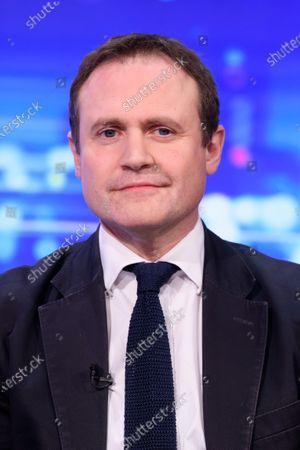 Editorial picture of 'Peston' TV show, Series 4, Episode 1, London, UK - 15 Jan 2020