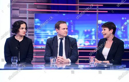 Editorial photo of 'Peston' TV show, Series 4, Episode 1, London, UK - 15 Jan 2020