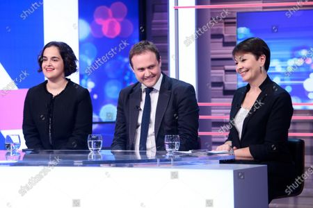 Nadia Whittome, Tom Tugendhat and Caroline Lucas