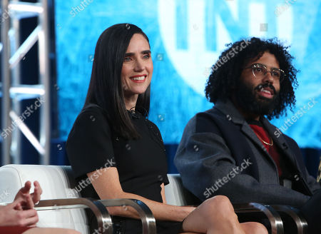 Jennifer Connelly and Daveed Diggs
