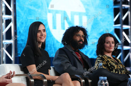 Jennifer Connelly, Daveed Diggs and Alison Wright