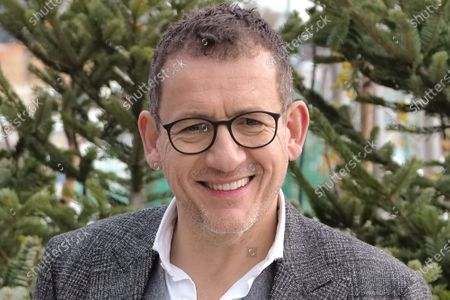 Stock Picture of Dany Boon
