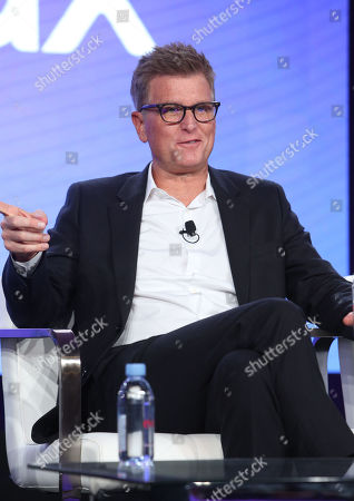 Editorial image of HBO Max presentation, Warner Bros TCA Winter Press Tour, Panels, Los Angeles, USA - 15 Jan 2020