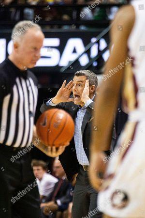 Editorial photo of Virginia Florida St Basketball, Tallahassee, USA - 15 Jan 2020