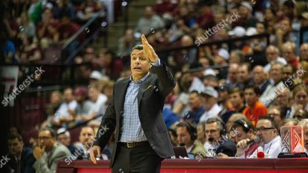 Editorial picture of Virginia Florida St Basketball, Tallahassee, USA - 15 Jan 2020