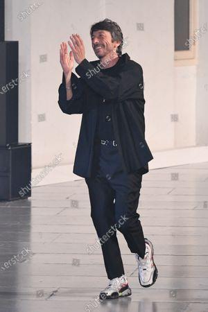 Editorial photo of Valentino show, Runway, Autumn Winter 2020, Paris Fashion Week Men's, France - 15 Jan 2020