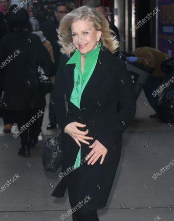 Stock Photo of Diane Sawyer