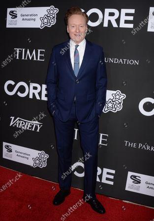 Stock Picture of Conan O'Brien