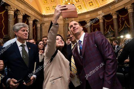 Editorial picture of Saints Gleason Honored, Washington, USA - 15 Jan 2020