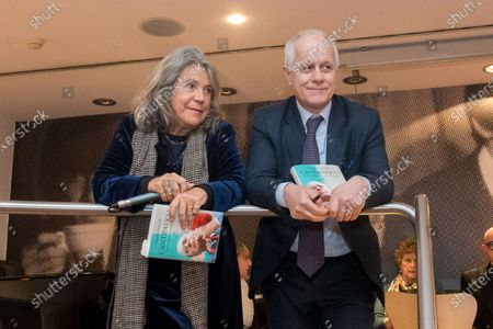 Editorial photo of Claudio Martelli 'L' antipatico. Bettino Craxi e la grande coalizione' book presentation, Feltrinelli, Milan, Italy - 15 Jan 2020