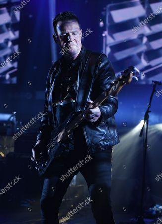 New Order - Tom Chapman