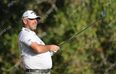 Editorial image of Abu Dhabi HSBC Golf Championship, United Arab Emirates - 16 Jan 2020