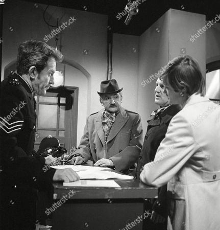 Ronald Fraser as Basil Allenby-Johnson, Donald Morley as Ken and Simon Ward as Ted Allenby-Johnson