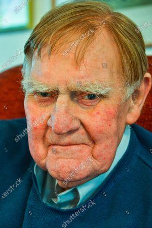 Editorial picture of Sir Bernard Ingham photoshoot, London, UK - 11 Jun 2019