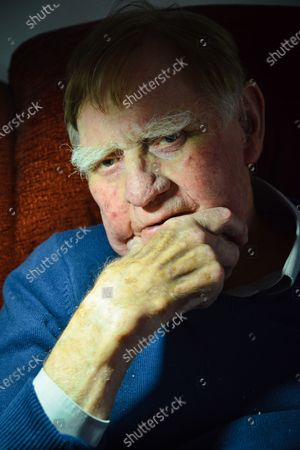 Editorial image of Sir Bernard Ingham photoshoot, London, UK - 11 Jun 2019