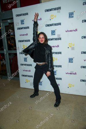 Stock Photo of Clemence Boisnard