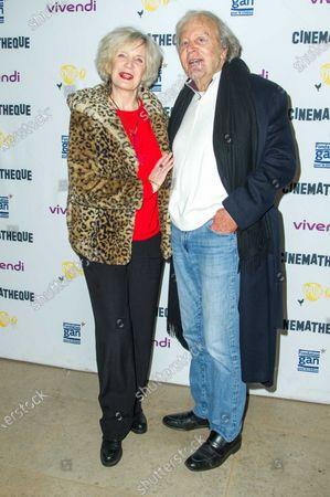 Marie-Christine Adam and Jean Paul Solal