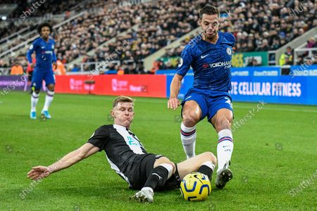 Editorial picture of Newcastle United v Chelsea, Premier League, Football, St James' Park, Newcastle upon Tyne, UK - 18 Jan 2020