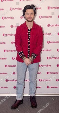 Editorial picture of 'Lorraine' TV show, London, UK - 16 Jan 2020