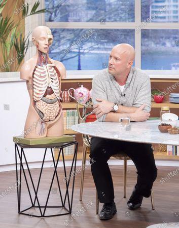 Editorial photo of 'This Morning' TV show, London, UK - 16 Jan 2020