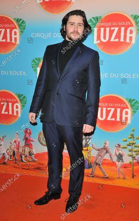 Editorial image of Cirque du Soleil 'Luzia' press night, London, UK - 15 Jan 2020