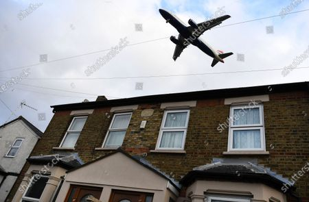 Editorial photo of IAG files complaint to EU over UK's bail-out plan for regional carrier Flybe, London, United Kingdom - 16 Jan 2020