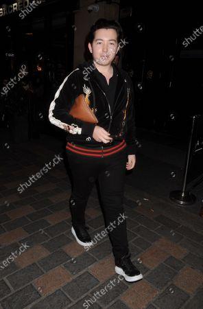 Editorial picture of DJ Ironik birthday party, London, UK - 15 Jan 2020