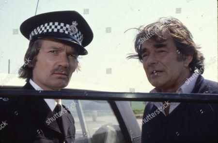 Prentis Hancock as Policeman and Stuart Whitman as Sam