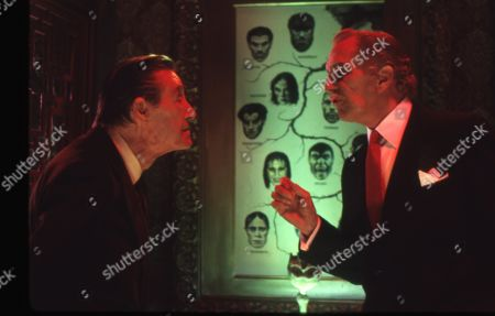 John Carradine as R. Chetwynd-Hayes and Vincent Price as Eramus