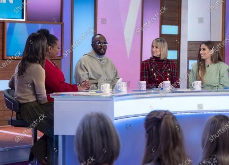 Editorial photo of 'Loose Women' TV show, London, UK - 16 Jan 2020